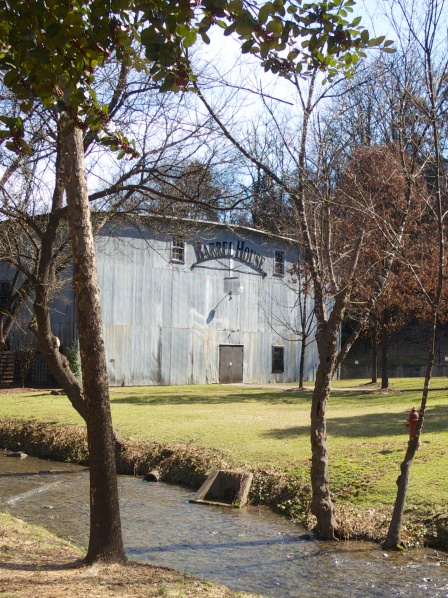 A pilgrimage site for Jack Daniel fans