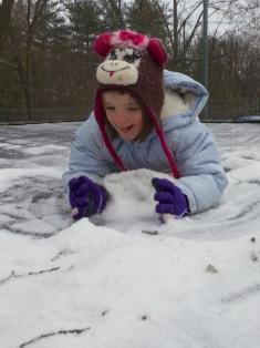 Can we make a snowman?