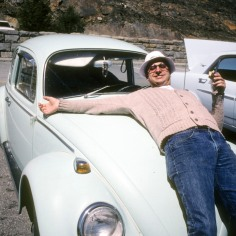 Ron and his Love Bug