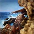 Big Sur 13x13 Sold