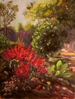 Edwin Warner 19x26 Framed $395