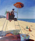 Laguna Lifeguard 24x30 Sold